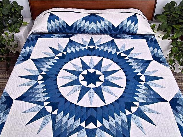 Lone Star Patchwork Quilt Patterns