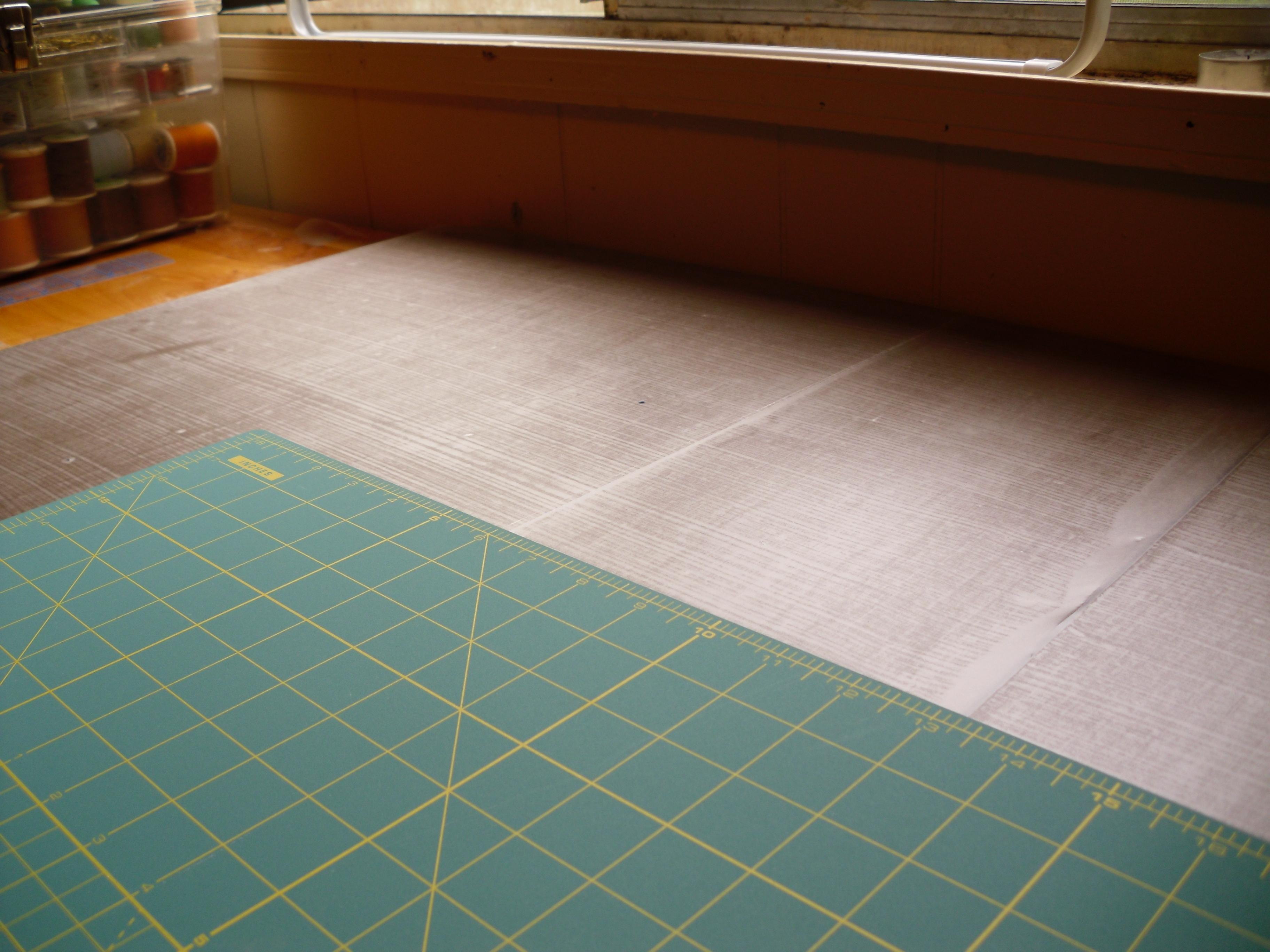 Resurfacing My Sewing Table Trailertreasure